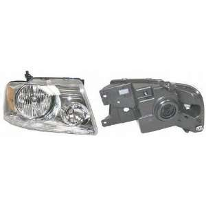 01 06 FORD F150 PICKUP HEADLIGHT RH (PASSENGER SIDE) TRUCK