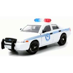 Jada 1/64 Miami, FL Police Ford Crown Vic Toys & Games