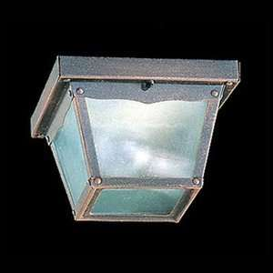 Quorum International 3080 Flush Outdoor Ceiling Light