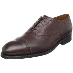 NIB ALLEN EDMONDS VAN NESS Oxfords Dress Shoes Mens 13 NEW