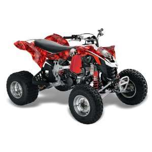AMR Racing 2008   2011 Can Am DS450 EFI ATV Quad Graphic
