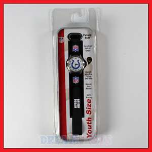 NFL Indianapolis Colts Youth Sports Wrist Watch Mens