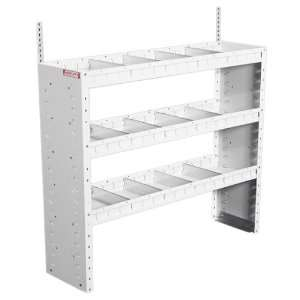 Knaack 8453 3 Weather Guard Jumbo Van Shelf