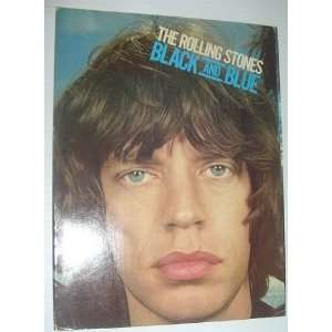 Black and Blue   Rolling Stones Songbook The Rolling Stones Books
