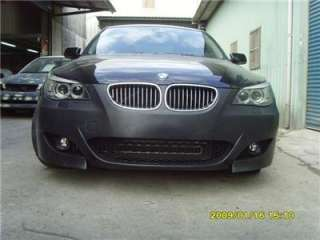 BMW E60 M5 Style front Bumper Cover (w/o pdc) 08