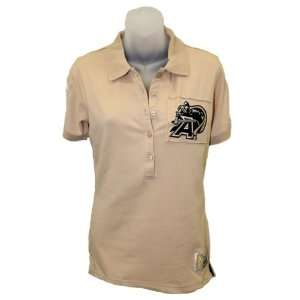 Army Black Knights Womens Gold Collar Scholar Polo