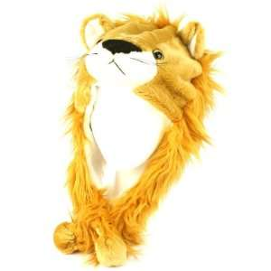Plush Lion King Kids Animal Winter Hat Toys & Games