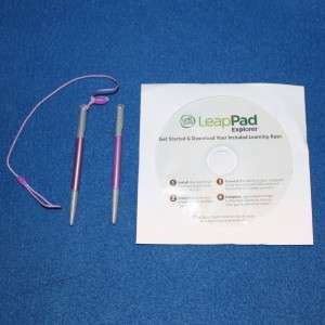 LEAP FROG LEAPPAD EXPLORER WITH CAMERA NICE USED IN GREAT CONDITION