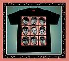 grey RIP HIP HOP shirt Lebron 9 2pac Biggie Eazy E BIg Pun shoes L