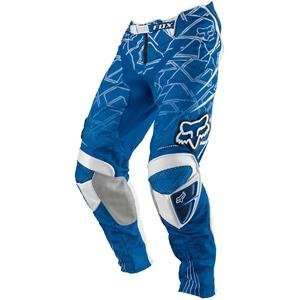 Fox Racing Platinum Pants   2009   30/Blue Automotive