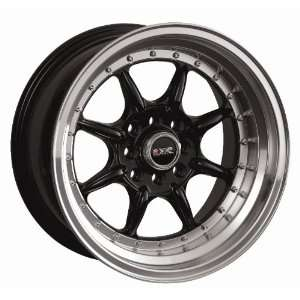 16 8 XXR 002 Black Wheel Rims Datsun 240z 280z SET OF 16