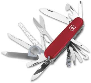 NEW VICTORINOX SWISS ARMY CHAMPION PLUS RED BOXED 54525 NEW