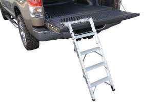 WESTIN 10 3000 TruckPal Truck Tailgate Bed Step Ladder Chevy Silverado