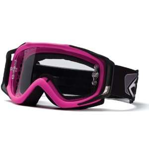 Smith Sport Optics Fuel V.2 Goggles   Hot Pink Frame/Clear