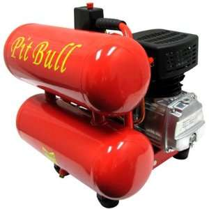 Tank Hot Dog Pneumatic Portable Double Tank Air Compressor Everything