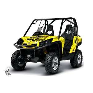 Silver Star AMR Racing Canam BRP Commander 1000, 800 UTV / Side X Side
