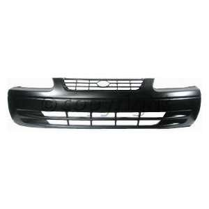 1997 1999 Toyota Camry (matte black) FRONT BUMPER COVER