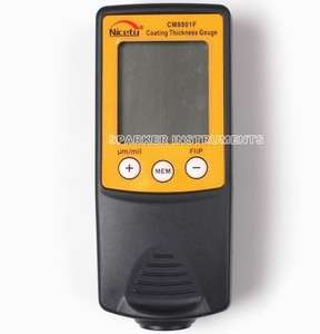 NEW CM8801F Digital Coating Thickness Gauge Paint Meter Tester 0