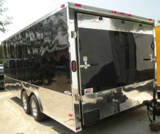 NEW 8.5 x 20 CUSTOM ENCLOSED CAR EQUIPMENT HAULER