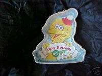 NEW WILTON BIG BIRD WITH BANNER CAKE PAN 2105 3654