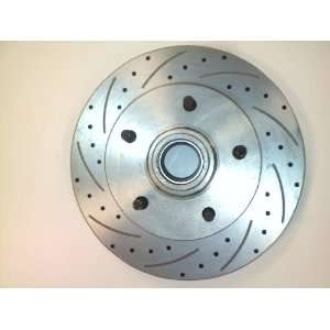 Performance Brake Rotors for Buick Chevrolet GMC Oldsmobile Pontiac