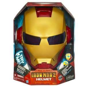 Iron Man 2 Talking Helmet Toys & Games