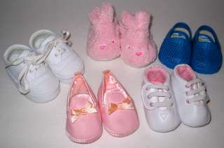 Newborn Infant Baby Girl Shoes 0 3 months