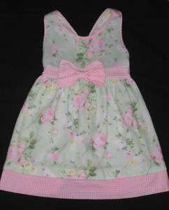 Boutique Girls Hartstrings Summer Dress Size 2T