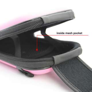 Slim Pink Case for Samsung ST600 Digital Camera