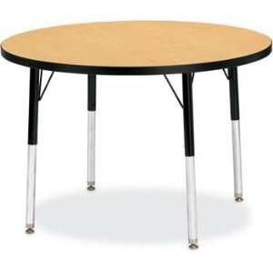 Jonti Craft KYDZ ACTIVITY TABLE   ROUND   42 DIAMETER, 11