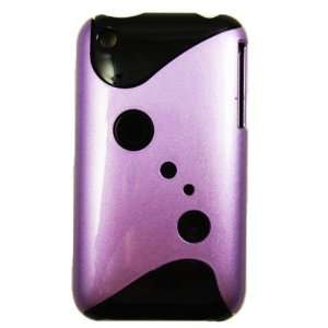 Cuffu   S Purple 2Tone V2  Fashion Design Case Cover for Apple Iphone
