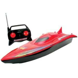 NEW R/C Hydrostorm High Performance Racing Boat