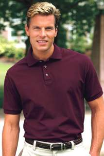 Jerzees 100% Cotton Jersey Polo Shirt New 9 COLORS S 3X