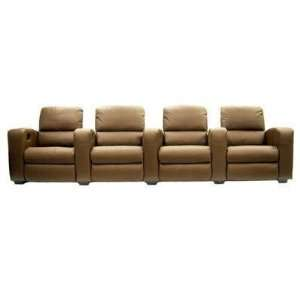 Home Theater Seating Row Of 4