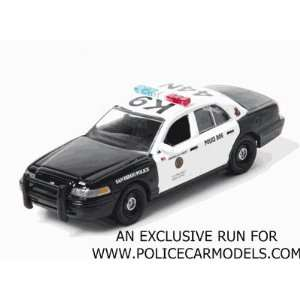 Greenlight 1/64 San Diego, CA Police K9 Ford Crown Vic Toys & Games