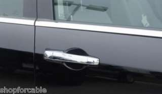 2005 2010 CHRYSLER 300 CHROME DOOR HANDLE MIRROR COVER