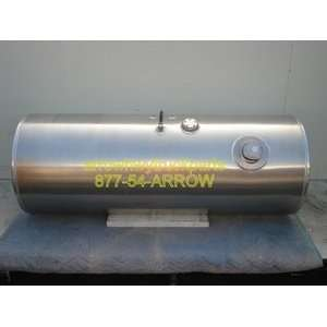 Peterbilt Aluminum Fuel Tank 100 gallon, 23? diameter, 61