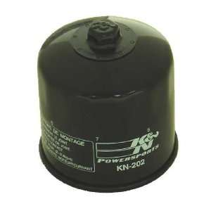 Engineering Performance Gold Oil Filter Gold KN 202 Automotive