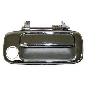TOYOTA LAND CRUISER FRONT DOOR HANDLE RH (PASSENGER SIDE) SUV, Outside