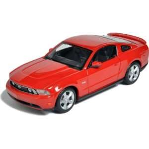 2011 Ford Mustang GT Red 1/24 by Maisto 31209 Toys