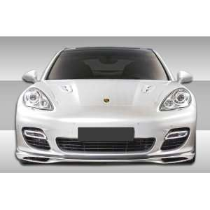 2010 2012 Porsche Panamera Turbo Eros Version 1 Front Lip