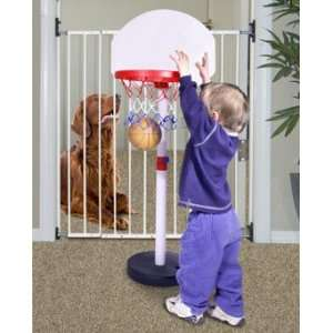 Imperial Classic Safety Gate   Solid Mount Design Baby