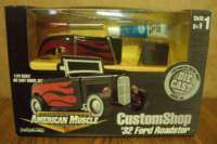AMERICAN MUSCLE CUSTOM SHOP 32 FORD ROADSTER 1/24 KIT