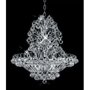 2908D24C Elegant Lighting Sirius Collection lighting