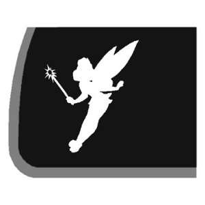 Tinker Bell Silhouette Car Decal / Sticker Automotive