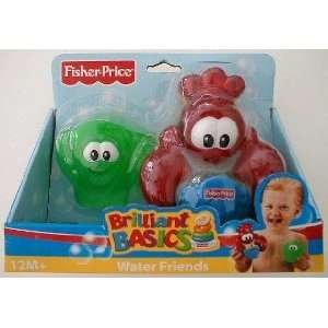 Fisher Price Brilliant Basics Water Friends Toys & Games