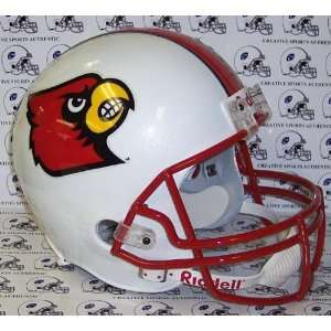 Louisville Cardinals   Riddell NCAA Full Size Deluxe Replica Football