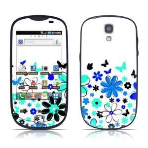 Josies Garden Design Protective Skin Decal Sticker for Samsung Gravity