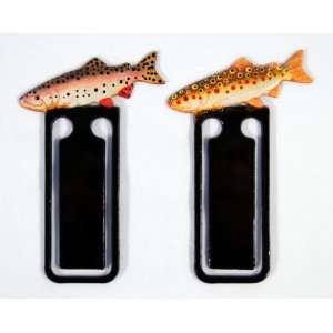 Wholesale Pack Handpainted Assorted Trout Rainbow Trout Fish