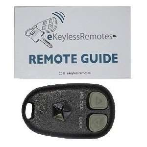 1996 Chrysler Sebring (Not Coupe) Keyless Entry Remote Fob